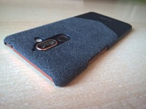 Nokia 7 plus Mozo fiber and leather dark 5