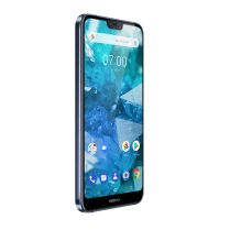 HMD Global - Nokia 7.1 - Midnight Blue - Right s