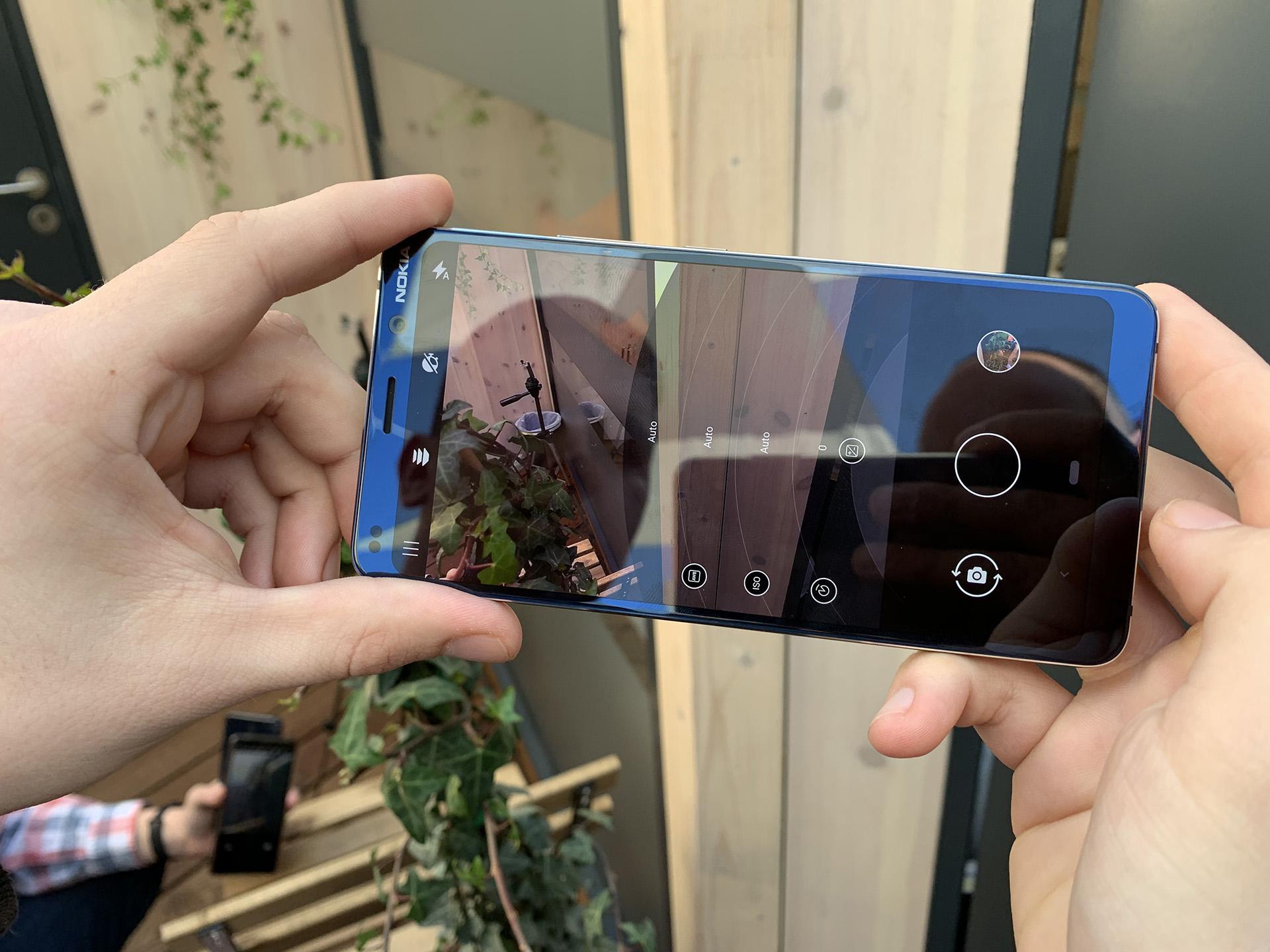 Detaljer om nattmodus i Nokia 9 PureView og gjeldende bruk 2