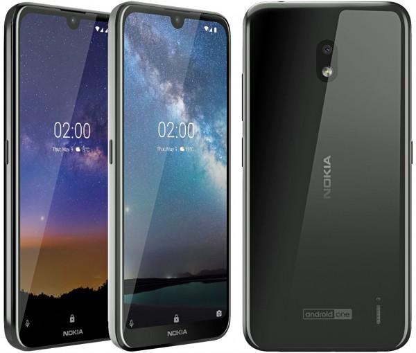 Nokia 2.2 mendapatkan patch Pie build dan security baru pada pembaruan September 2019 2