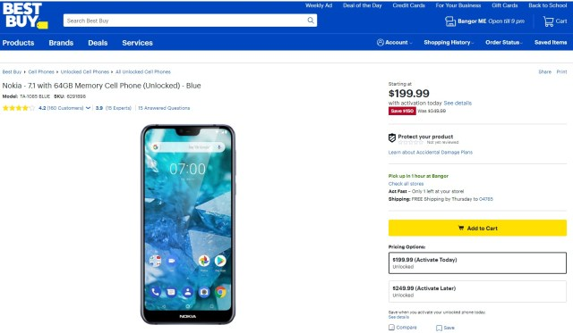 Nokia Mobile Lowering Price Of Nokia 7 1 And Nokia 9 Pureview In The Us Nokiamob