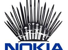 Nokia throne