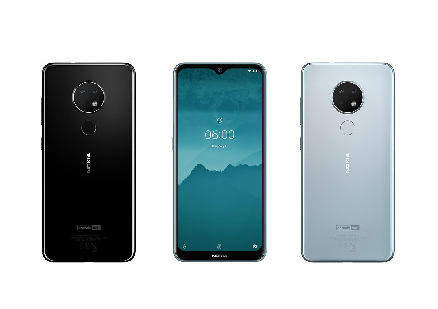 Nokia 9 Yanvar təhlükəsizlik yamağı və Nokia-nı qəbul edən Pureview 6.2 yeni tort hazırlamaq 1
