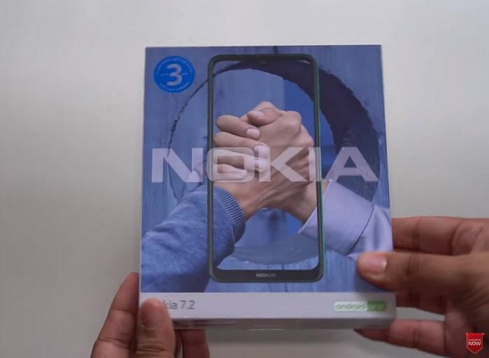 Video: Unboxing von Nokia 7.2 2