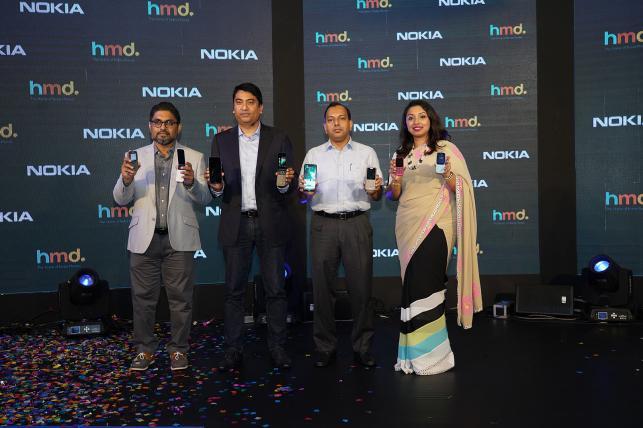 Nokia Mobile ги објави новите телефони на Nokia во Бангладеш 3