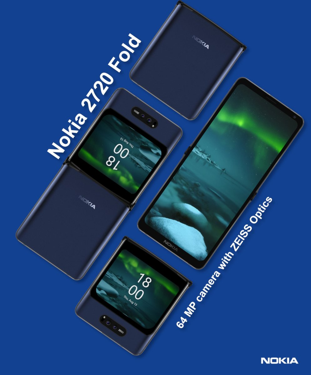 Nokia foldable phone project is still alive - Nokiamob