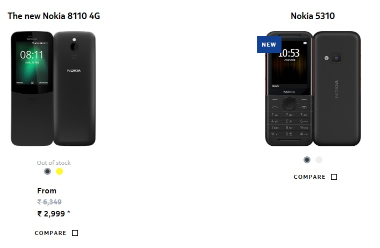 5G device the First Nokia 8.3 Released, with the camera 64 MP