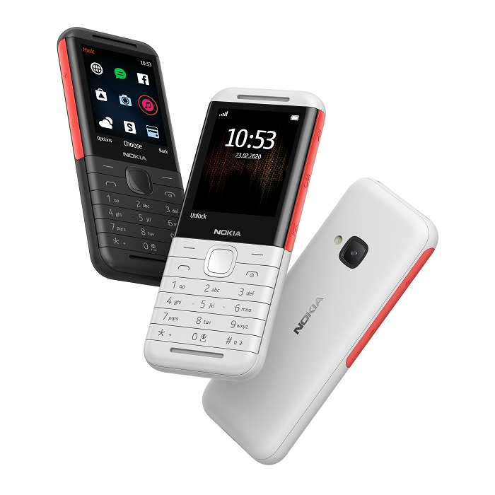 Nokia 5310 (2020) launched in Kenya and Bahrain | Nokiamob