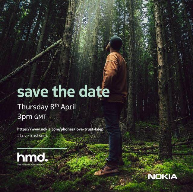 Nokia Mobile event