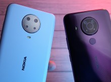Nokia G20 vs Nokia 5.4