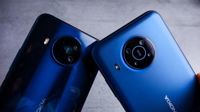 Nokia 8.3 vs Nokia X20