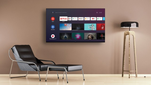 Nokia QLED Smart TV 6500D by StreamView