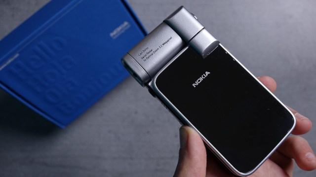 N93i. That design was something else..