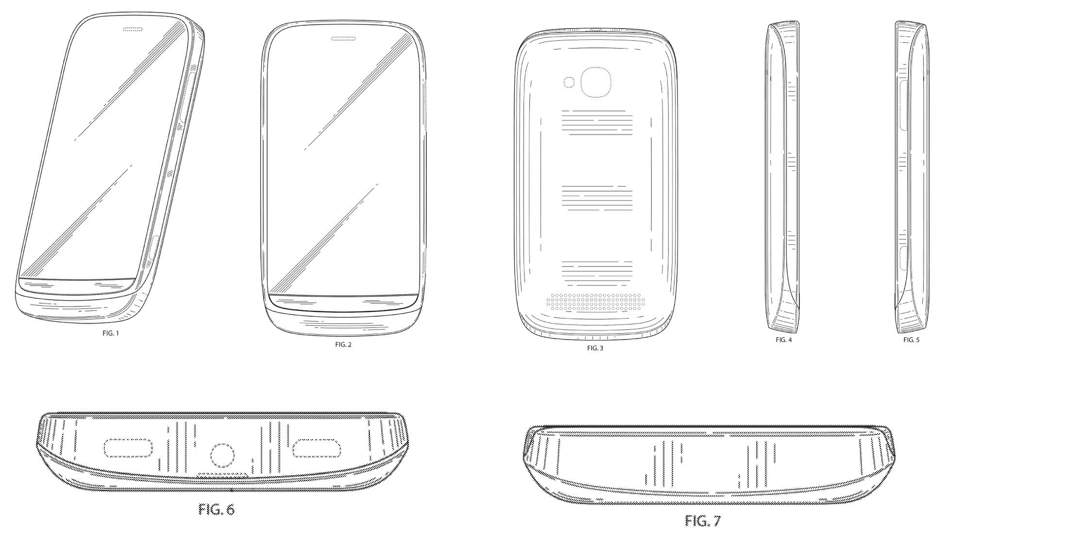 Nokia S Latest 21st Aug Design Patent Reveals A Probable