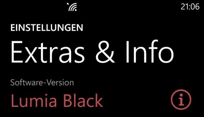 lumia black deutsch