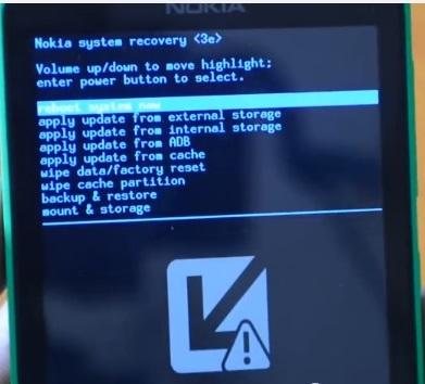 Reset or Recover Nokia X, Nokia XL & Nokia X2 (bricked, unresponsive