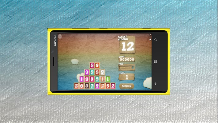 sumon� is a interesting maths game for windows 10 mobile