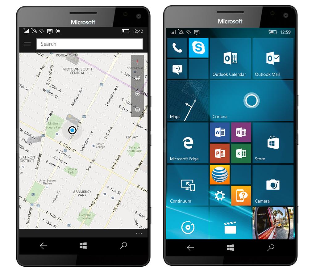 windows phone apps won't