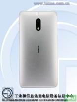 Nokia 6 Silver 4