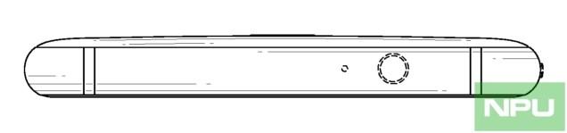 Nokia 3 patented design 5