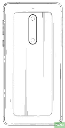 Nokia 5 patented design 4