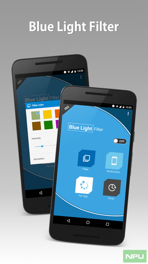 Blue Light Filter Pro For Android Goes Free As Myappfree App Of The Day
