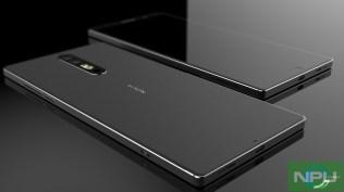 Nokia 8 leaked render 1