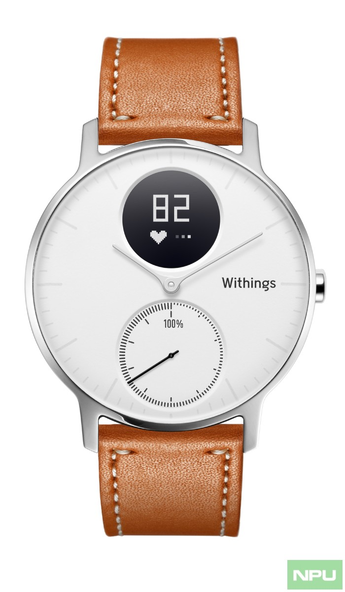 Nokia Withings Steel HR Leather Special Edition Price, Buy ...