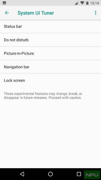 Android O image 6