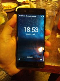 Nokia 5 Black b