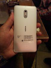 Nokia 6 back