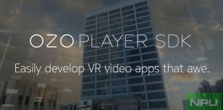 OZO Player SDK