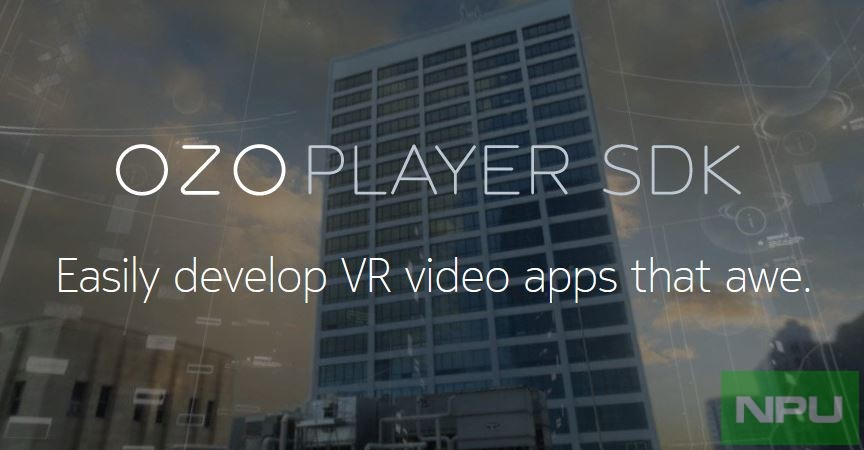 OZO Player SDK