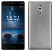 Nokia 8 Silver Model image