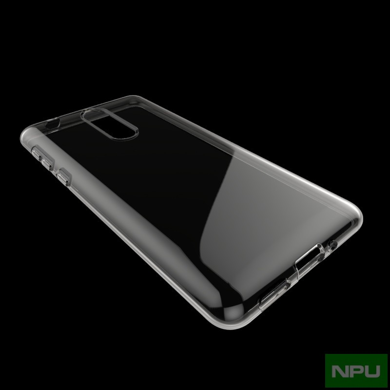 Nokia 9 Transparent-case Black