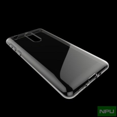 Nokia 9 Transparent-case Black