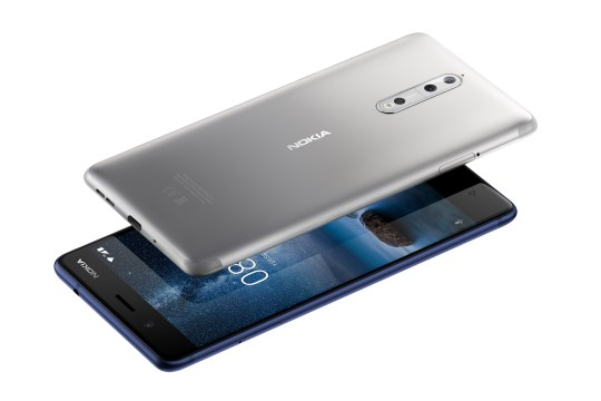 Image result for Nokia 8 smartphone 6GB RAM variant to unveil on October 20 in Germany