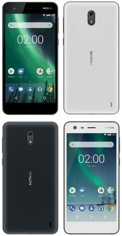 Nokia 2 leaked press images