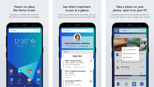 Best Top Free Android Launcher Apps In 2018 Download Links