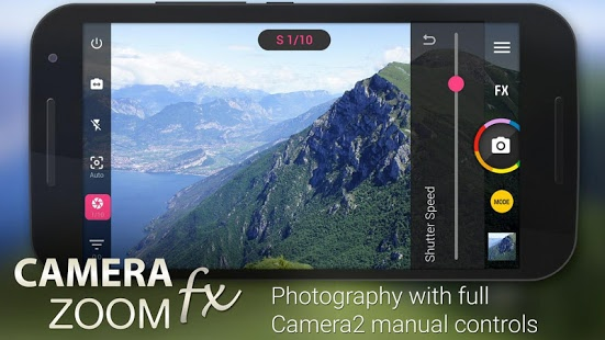 best zoom camera app for android free