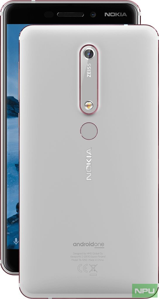 New Nokia 6 2018 Specifications, Price (in India), Release