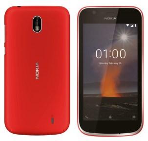 Nokia 1 official renders