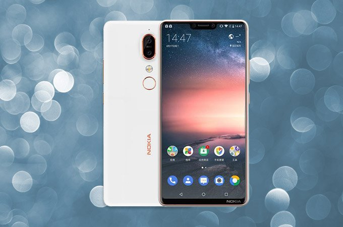 Image result for nokia 6x