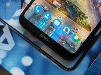 Nokia X6 close-up image 2