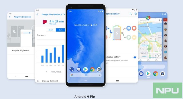 Android 9 Pie: List of changes & new features (Official