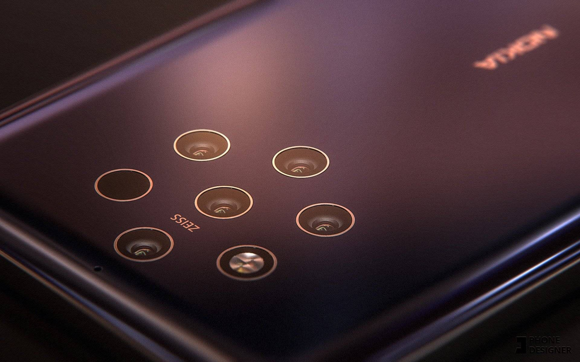 Nokia 9 PureView Images Gallery