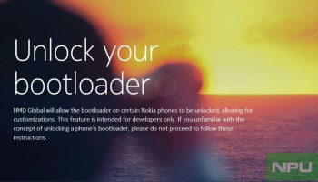 HMD willing to unlock Bootloader of Nokia Android Phones