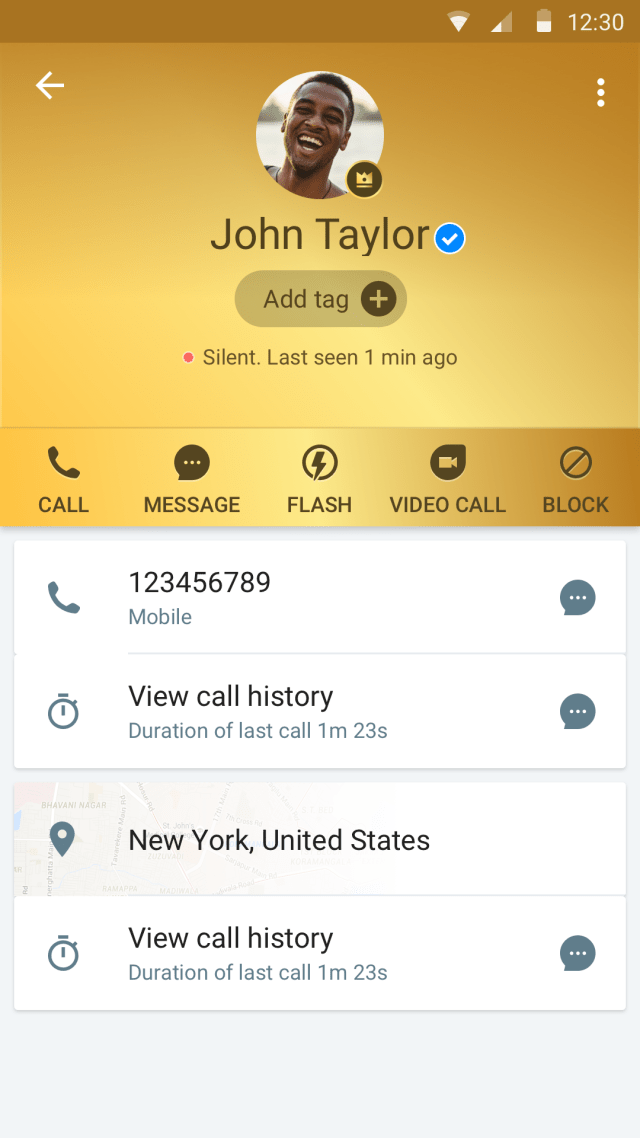 Truecaller for Android updated with support for Truecaller Gold and