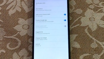How to change Icon Shape in Android Oreo [Hands-on Video]