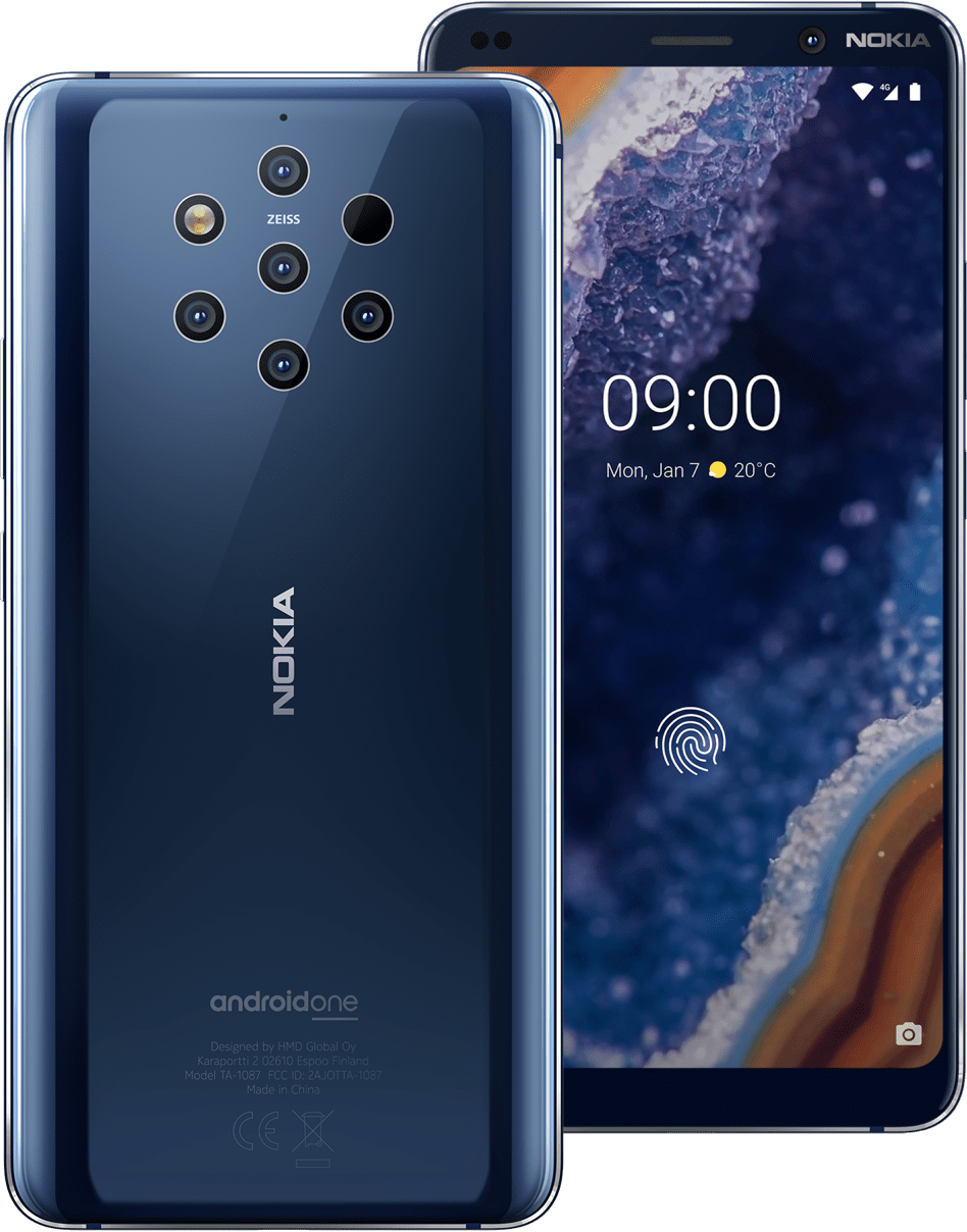 b306d5c9116 Nokia 9 PureView Specifications